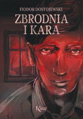 Zbrodnia i kara - Fiodor Dostojewski | mała okładka