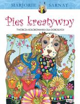 Pies kreatywny - Marjorie Sarnat   mała okładka