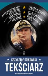 Tekściarz - Dzikowski Krzysztof, Podraza Rafał   mała okładka