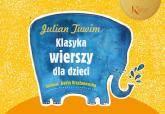 Julian Tuwim Klasyka wierszy dla dzieci - Arkady Fiedler | mała okładka