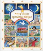 Moje pierwsze opowieści biblijne - Emilie Beaumont | mała okładka