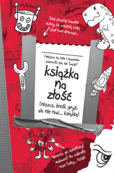 Książka na złość - Dariusz Wanat | mała okładka