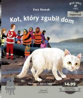 Kot, który zgubił dom Poczytaj ze mną - Ewa Nowak | mała okładka