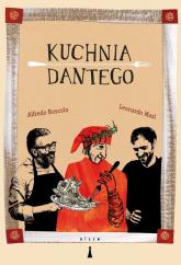 Kuchnia Dantego - Boscolo Alfredo, Masi Leonardo | mała okładka