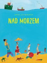 Nad morzem - Zullo Germano, Albertine   mała okładka