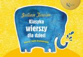 Julian Tuwim: Klasyka wierszy dla dzieci - Julian Tuwim | mała okładka