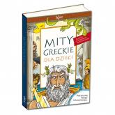 Mity greckie dla dzieci - Lucyna Szary   mała okładka