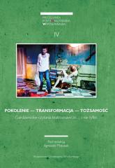 Miscellanea Posttotalitariana Wratislaviensia 4/2016: POKOLENIE — TRANSFORMACJA — TOŻSAMOŚĆ -  | mała okładka