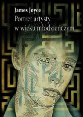 Portret artysty w wieku młodzieńczym - James Joyce | mała okładka
