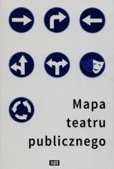 Mapa teatru publicznego -  | mała okładka