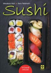 Sushi - Hori Masakazu, Takahashi Kazu | mała okładka