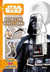 Star Wars Kosmiczne wyklejanki -  | mała okładka