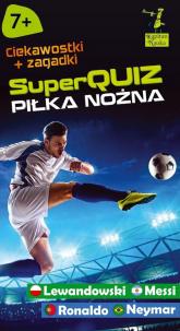 SuperQuiz Piłka nożna -  | mała okładka