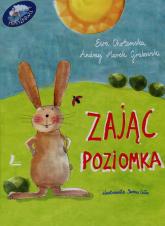 Zając Poziomka - Grabowski Andrzej Marek, Chotomska Ewa   mała okładka