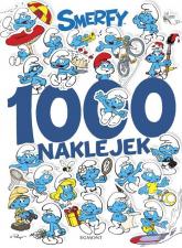 Smerfy 1000 naklejek - Marta Jamrógiewicz | mała okładka