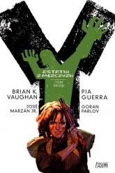 Y - ostatni z mężczyzn Tom 2 - Vaughan Brian K., Guerra Pia   mała okładka