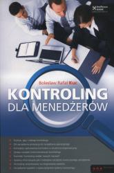 Kontroling dla menadżerów - Kuc Bolesław Rafał   mała okładka