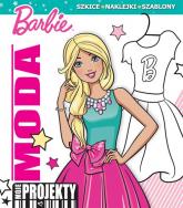 Barbie Moda Moje projekty -  | mała okładka