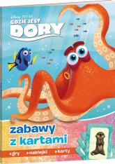 Gdzie jest Dory? Zabawa z kartami -  | mała okładka