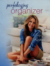 Perfekcyjny organizer - Małgorzata Rozenek | mała okładka
