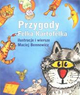 Przygody Felka Kartofelka - Maciej Bennewicz | mała okładka