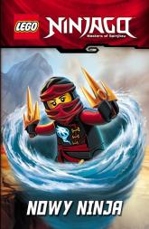 Lego Ninjago Nowy ninja LRC- -    mała okładka