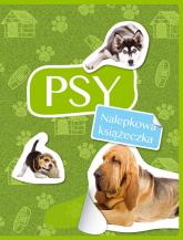 Psy Nalepkowa książeczka -  | mała okładka