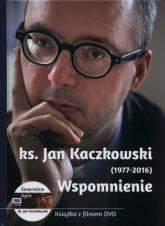 Ks. Jan Kaczkowski (1977-2016) Wspomnienie +DVD -  | mała okładka
