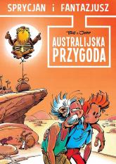 Sprycjan i Fantazjusz Australijska przygoda - Janry Tome, | mała okładka