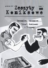 Zeszyty komiksowe 7/2007 Rocznice, rocznice… -  | mała okładka