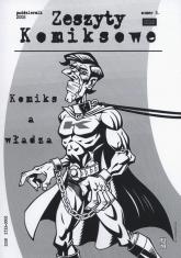 Zeszyty komiksowe 8/2008 Komiks a władza -  | mała okładka