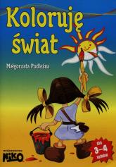 Koloruję świat - Małgorzata Podleśna | mała okładka