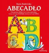 Abecadło - Basia Badowska | mała okładka