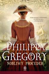 Nobliwy proceder - Philippa Gregory | mała okładka