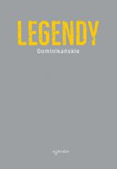 Legendy dominikańskie - Jacek Salij | mała okładka