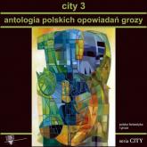 City 3 Antologia polskich opowiadań grozy - zbiorowa Praca | mała okładka