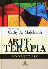 Arteterapia Podręcznik -  | mała okładka
