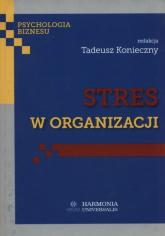 Stres w organizacji -  | mała okładka