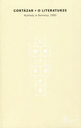 O literaturze Wykłady w Berkeley 1980 - Julio Cortazar | mała okładka