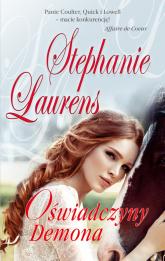 Oświadczyny Demona - Stephanie Laurens | mała okładka
