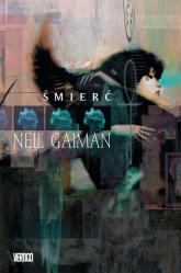 Śmierć - Neil Gaiman | mała okładka