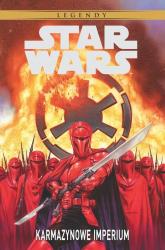 Star Wars Karmazynowe Imperium -  | mała okładka
