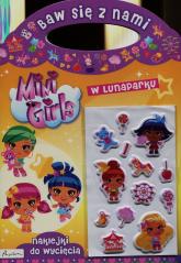 Baw się z nami Mini Girls W lunaparku -    mała okładka