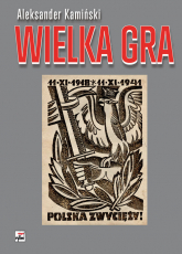 Wielka Gra - Aleksander Kamiński | mała okładka