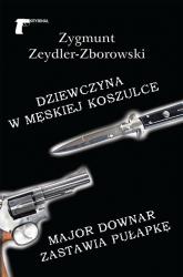 Dziewczyna w męskiej koszulce - Zygmunt Zeydler-Zborowski | mała okładka
