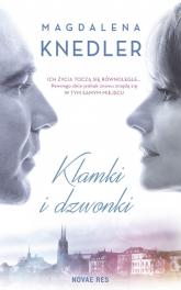 Klamki i dzwonki - Magdalena Knedler | mała okładka