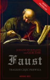 Faust Tragedii część pierwsza - Goethe Johann Wolfgang   mała okładka