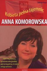 Anna Komorowska Kobieta pełna tajemnic - Ludwika Preger | mała okładka
