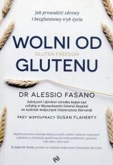 Wolni od glutenu - Fasano Alessio, Flaherty Susan | mała okładka