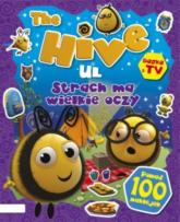 The Hive Ul Strach ma wielkie oczy Książka z naklejkami i nie tylko -    mała okładka